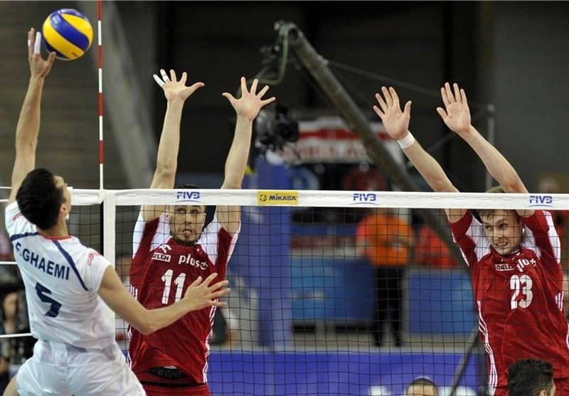دیدار ایران و لهستان