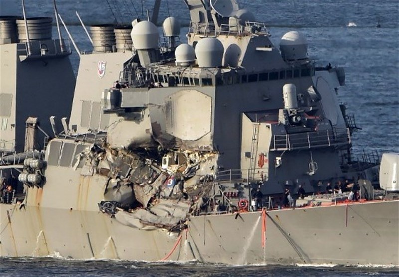 Missing Fitzgerald Sailors Found Dead in Flooded Compartments