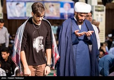 مراسم احیای شب قدر در بوشهر