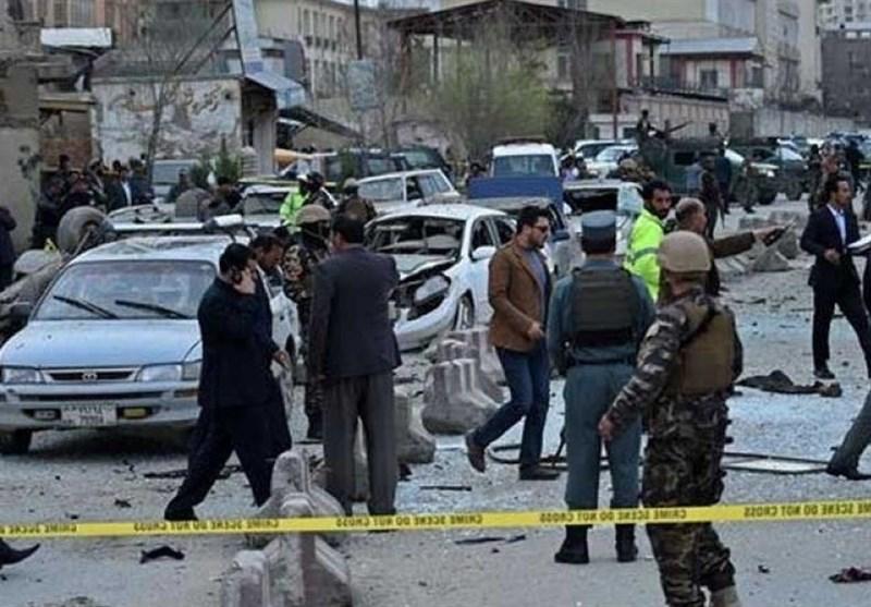 افغان دھماکہ
