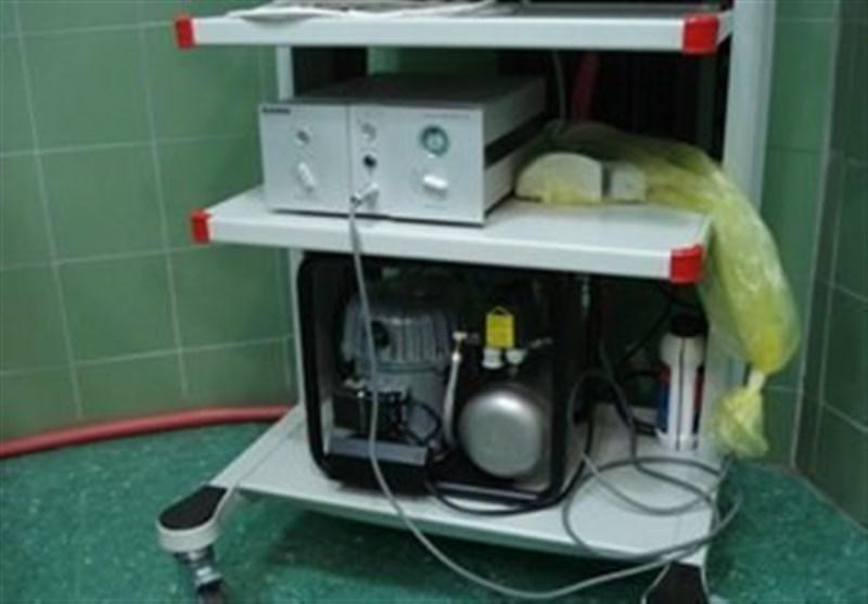 دستگاههای سنگشکن لیزری