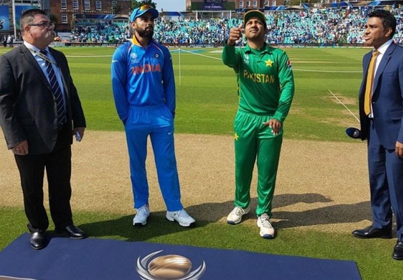 بھارت کا ٹاس جیت کر پاکستان کو بیٹنگ کی دعوت
