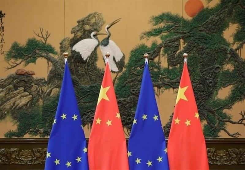 چین اتحادیه اروپا