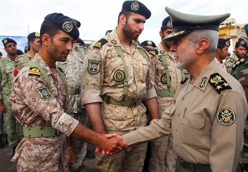 قائد الجیش: لن نلقن داعش درسا فحسب بل سنرد على أسیادهم ایضا