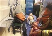 آتشنشانان جان دوبارهای به دو کودک بخشیدند + تصاویر