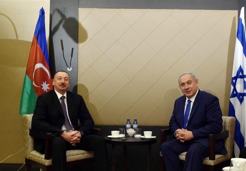 دیدار الهام علی اف و نتانیاهو / جمهوری آذربایجان / باکو