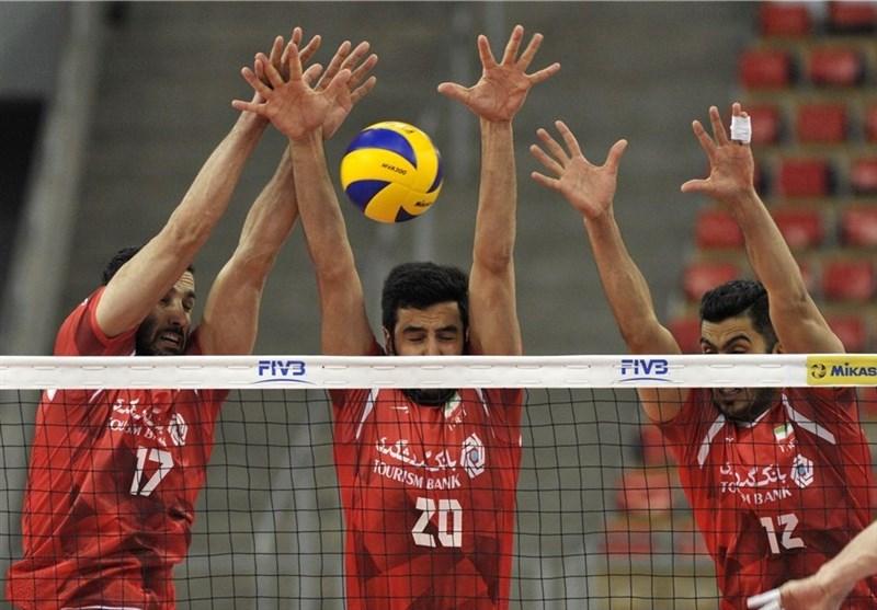 والیبال ایران روسیه