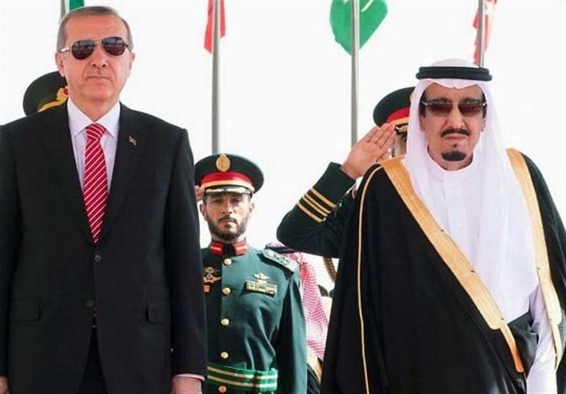 """تشدید جنگ رسانهای بین عربستان و ترکیه/ سایت سعودی: اردوغان """"هیتلر"""" زمان است"""