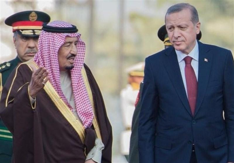 اردوغان ملک سلمان