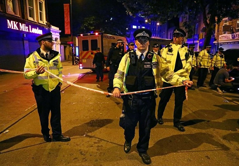 London Police Plead for Calm after Attack at Mosque