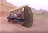 آماده سازی موشک ذوالفقار برای شلیک بهسوی مواضع داعش در سوریه