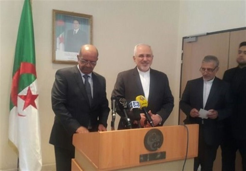Iran, Algeria Urge Negotiated Solution to Regional Conflicts