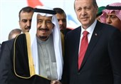 اردوغان سلمان