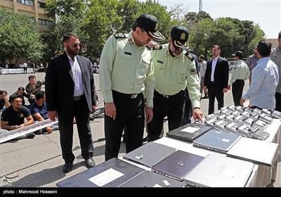 دستگیری 145 سارق و زورگیر شهر تهران