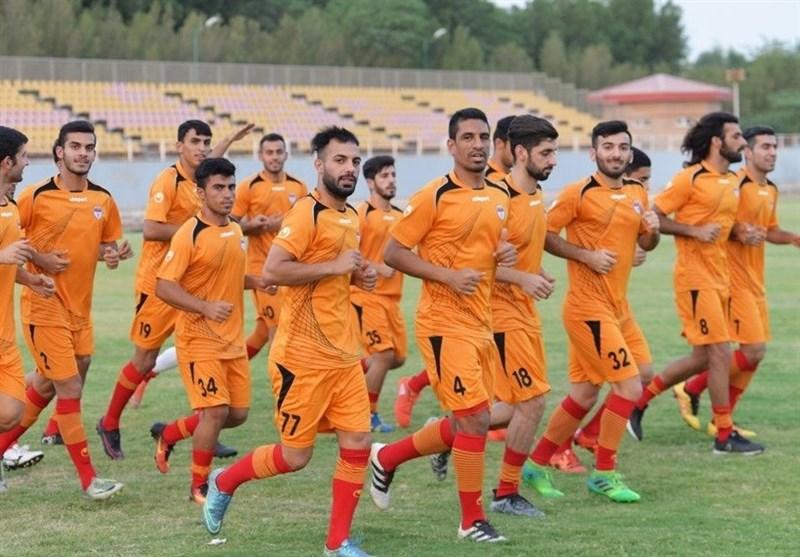اردوی تدارکاتی فولاد خوزستان آغاز شد