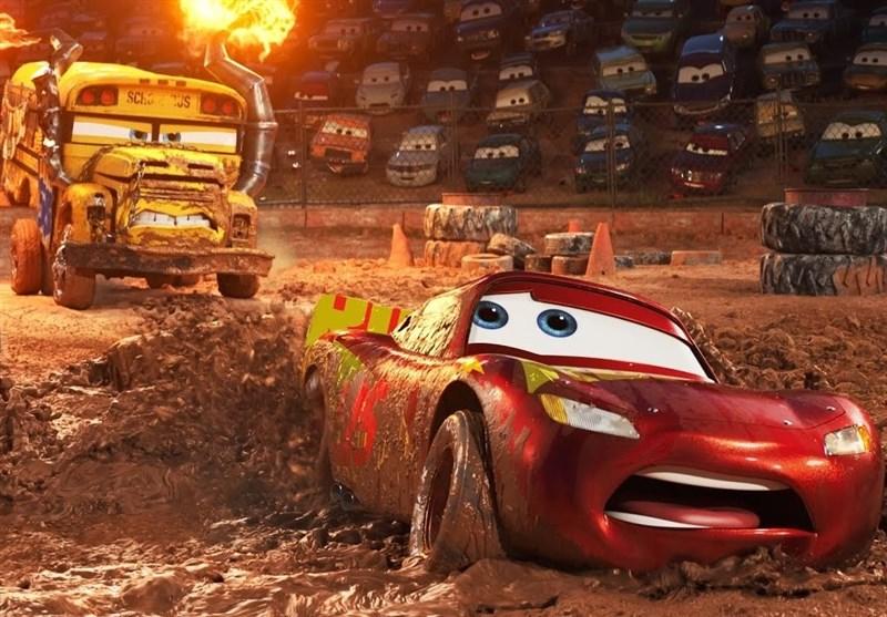 «ماشینها 3» با شروعی پرشتاب، «واندر وومن» را هم جا گذاشت!