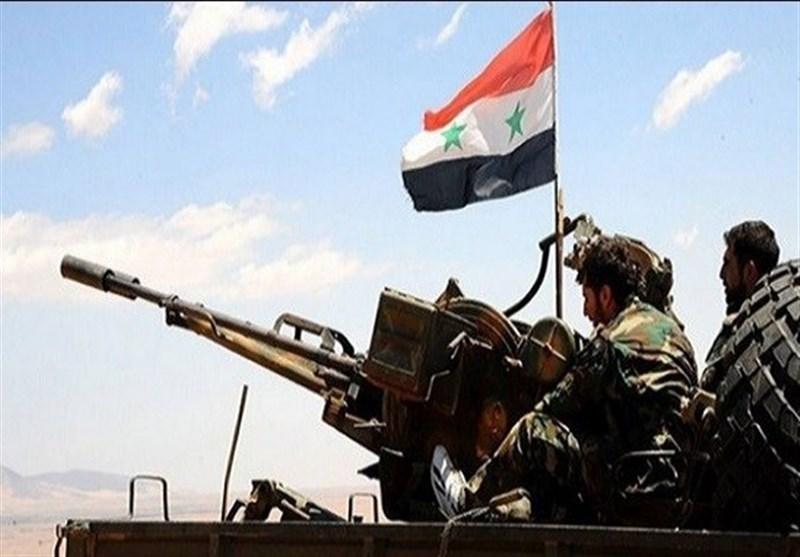 عین ترما اور جوبر میں شامی فوج کے وسیع آپریشن کا آغاز