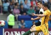 آلمان جوان فاتح بازی پرگل شد