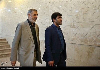 حسین فدایی در نشست تقدیر از فعالین جبهه مردمی نیروهای انقلاب اسلامی