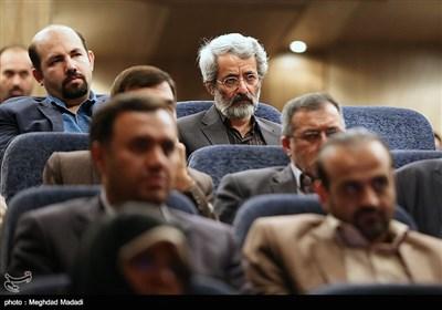 عباس سلیمی نمین در نشست تقدیر از فعالین جبهه مردمی نیروهای انقلاب اسلامی
