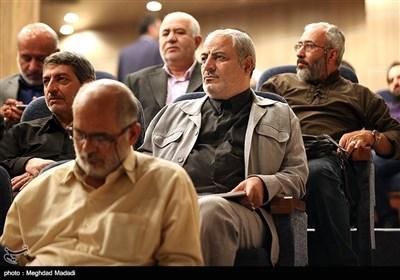 عباس توانکر در نشست تقدیر از فعالین جبهه مردمی نیروهای انقلاب اسلامی