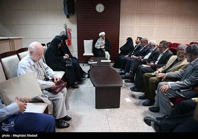 نشست شورای مرکزی جبهه مردمی نیروهای انقلاب اسلامی