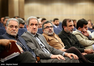 جواد شمقدری در نشست تقدیر از فعالین جبهه مردمی نیروهای انقلاب اسلامی