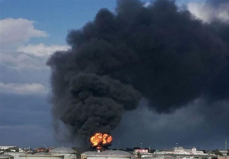 انفجار فی مصنع عسکری فی الکیان الصهیونی
