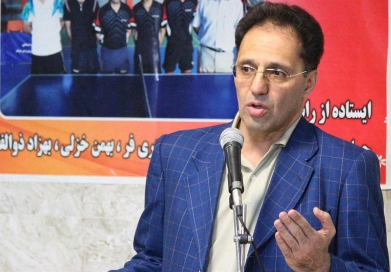 حضور فعال بانوان آذربایجان شرقی در رشته ورزشی پینگپنگ