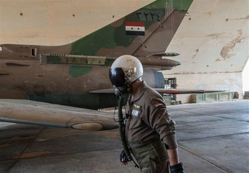 طائرة سوریة