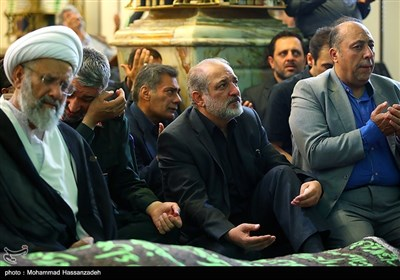 سردار احمد حق طلب رئیس سازمان حفظ آثار و نشر ارزشهای دفاع مقدس
