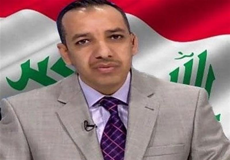 «عبداللرحمن اللویزی»نماینده پارلمان عراق