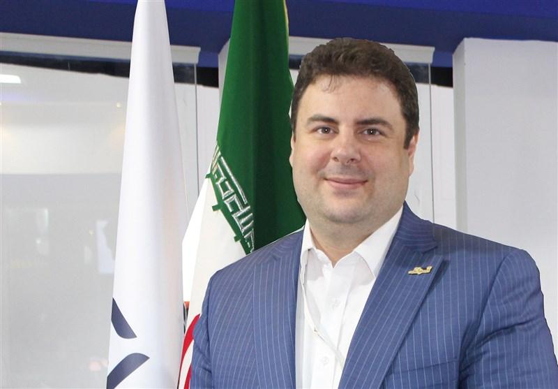 محمد علی یوسفیزاده مدیر عامل شرکت آسیاتک