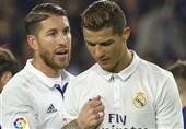 تأیید خبر جدایی رونالدو از رئال مادرید در تماس تلفنی با راموس