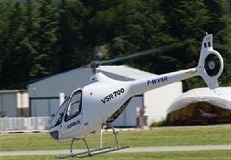 پرواز آزمایشی بالگرد خودکار ایرباس