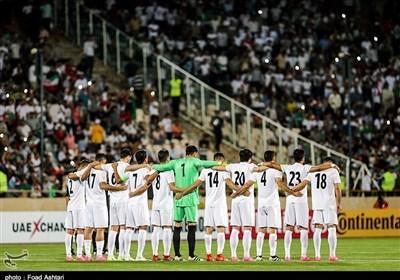 اعلام ترکیب ایران مقابل تونس با 7 جابه جایی