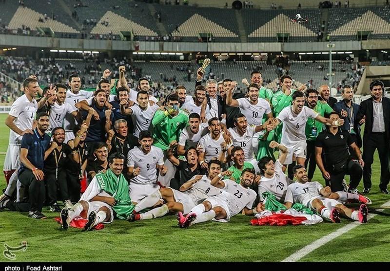 Iran Rises to 23rd in FIFA World Rankings