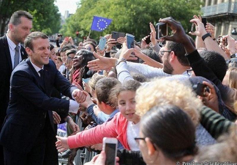 بلندپروازیهای دولت جدید فرانسه به رهبری «امانوئل ماکرون»