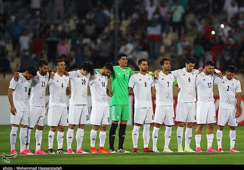 Iran to Drop One Place at FIFA Ranking