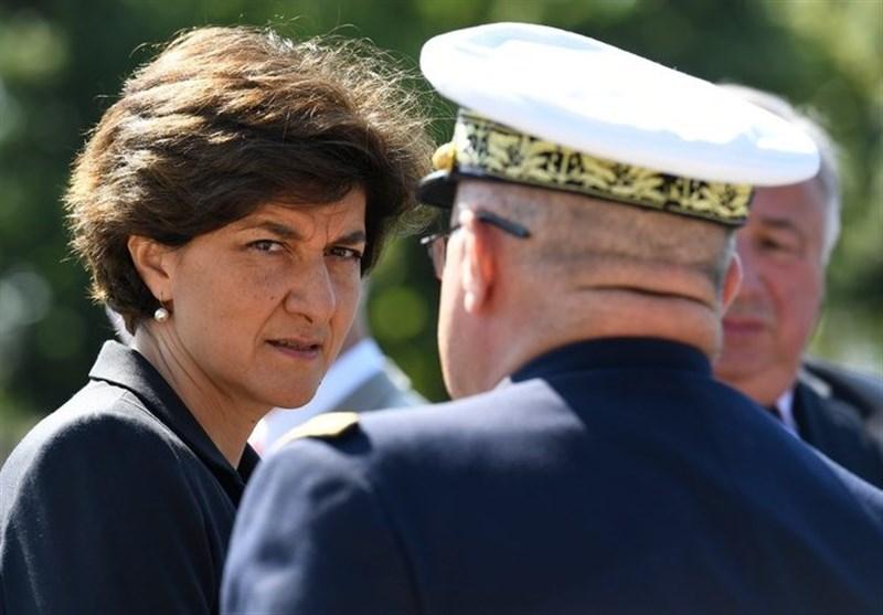 وزیر دفاع مستعفی فرانسه سیلوی