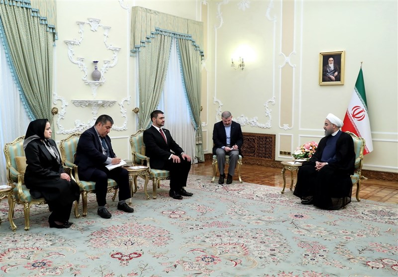 Iran Urges Dialogue for Resolution of Int'l Conflicts