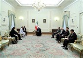 President Rouhani Calls for Closer Iran-Thailand Ties