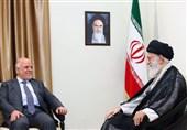 حیدرالعبادی عراق رهبر انقلاب