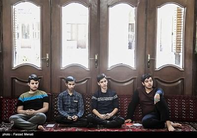 اعتکاف در شبهای ماه رمضان -کرمانشاه