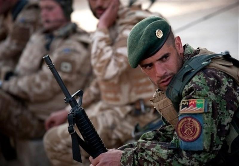 یونیفرم نیروهای افغان