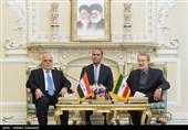 دیدار نخست وزیر عراق با رئیس مجلس
