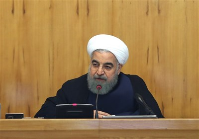 US Committing Economic Terrorism against Iran: President Rouhani
