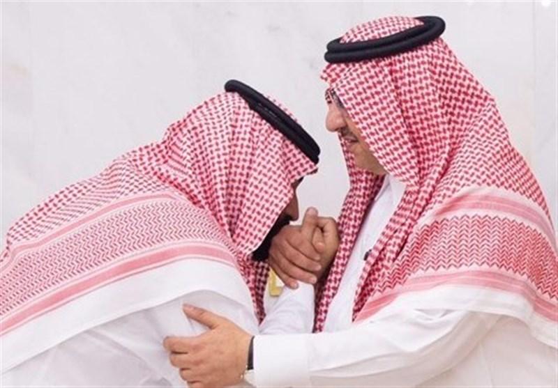 بن سلمان و بن نایف