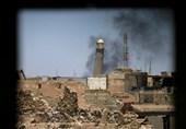 الامن العراقی: داعش یفجر جامع النوری والمئذنة الحدباء+ فیدیو