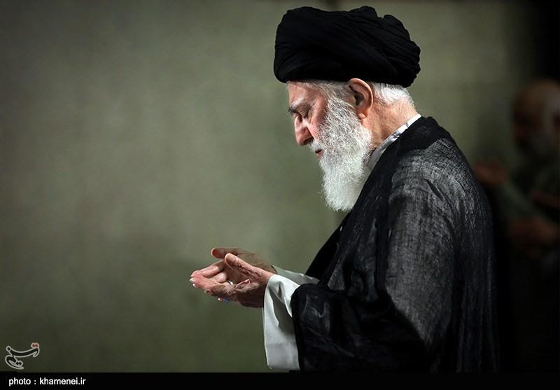عکس/زیارت رهبر معظم انقلاب از حرم حضرت عبدالعظیم حسنی(ع)